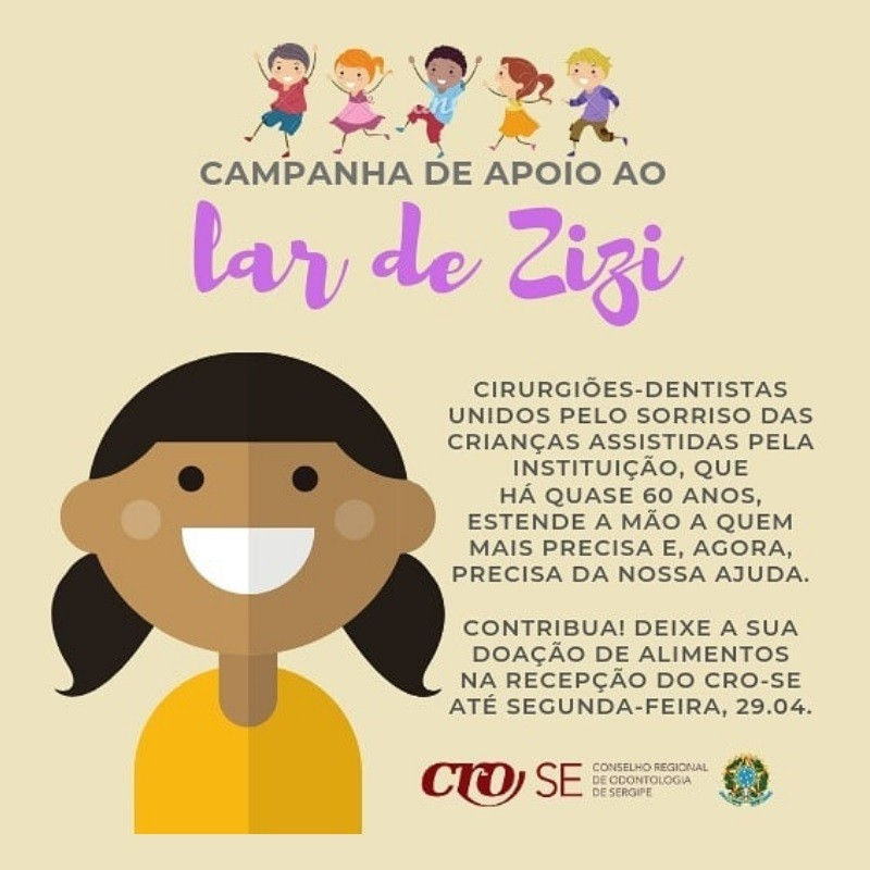 Campanha - Lar de Zizi