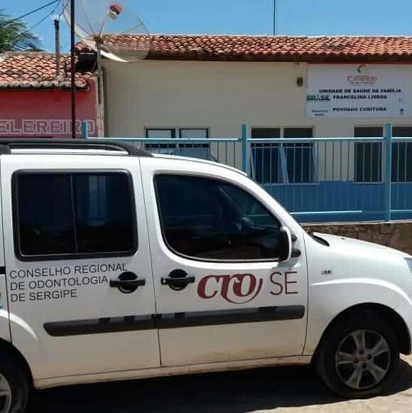 CRO-SE fiscaliza 100% dos municípios sergipanos