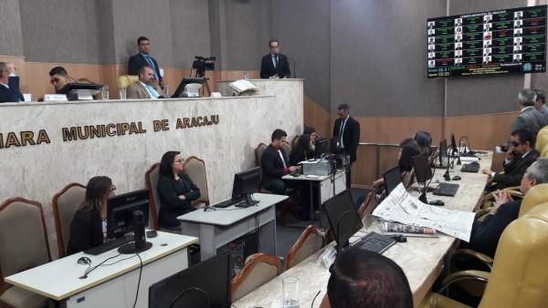 CRO-SE obtém apoio de vereadores para revisão da Lei que define taxa da Vigilância Sanitária