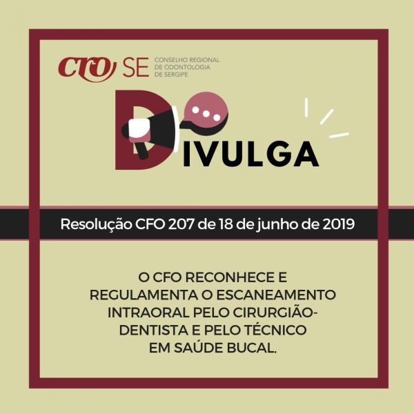CFO reconhece e regulamenta escaneamento intraoral por Cirurgiões-Dentistas e Técnicos em Saúde Bucal