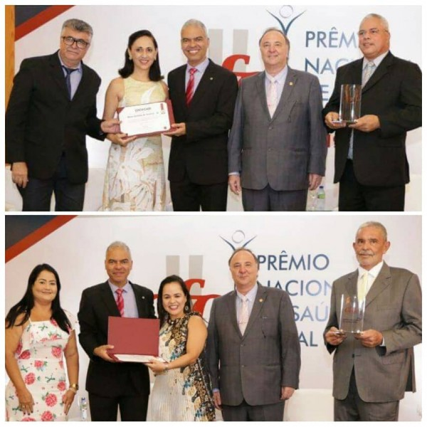Sergipe tem dois municípios entre os vencedores do Prêmio Nacional CFO de Saúde Bucal