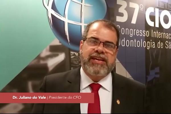 CFO divulga cinco Resoluções alterando normas da Odontologia durante o CIOSP
