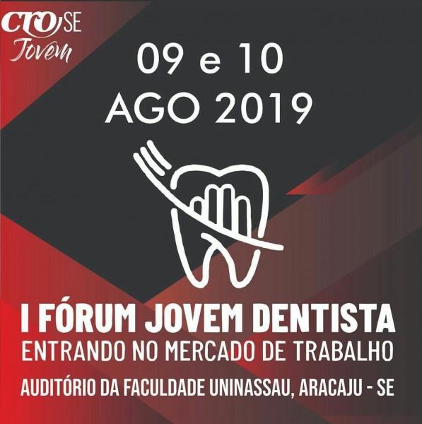 Fórum Jovem Dentista discutirá assuntos de interesse de acadêmicos e recém-formados