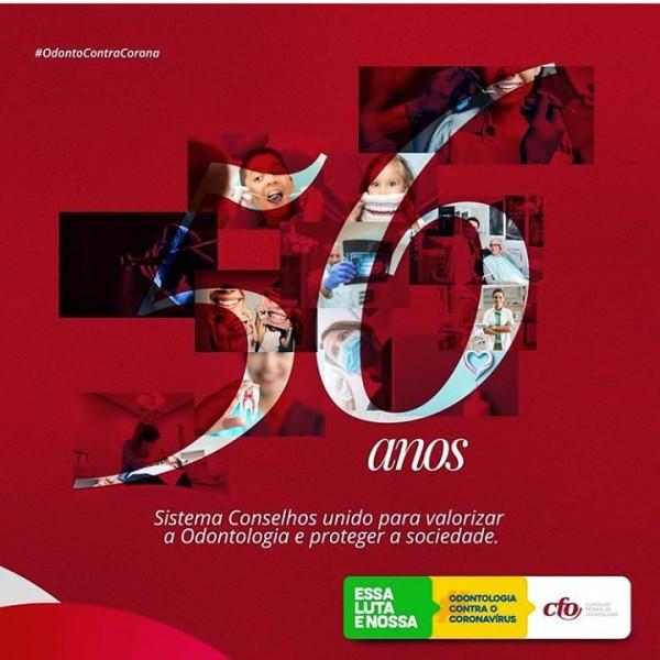 56 ANOS | Sistema Conselhos unido pela valorização da Odontologia e proteção da sociedade